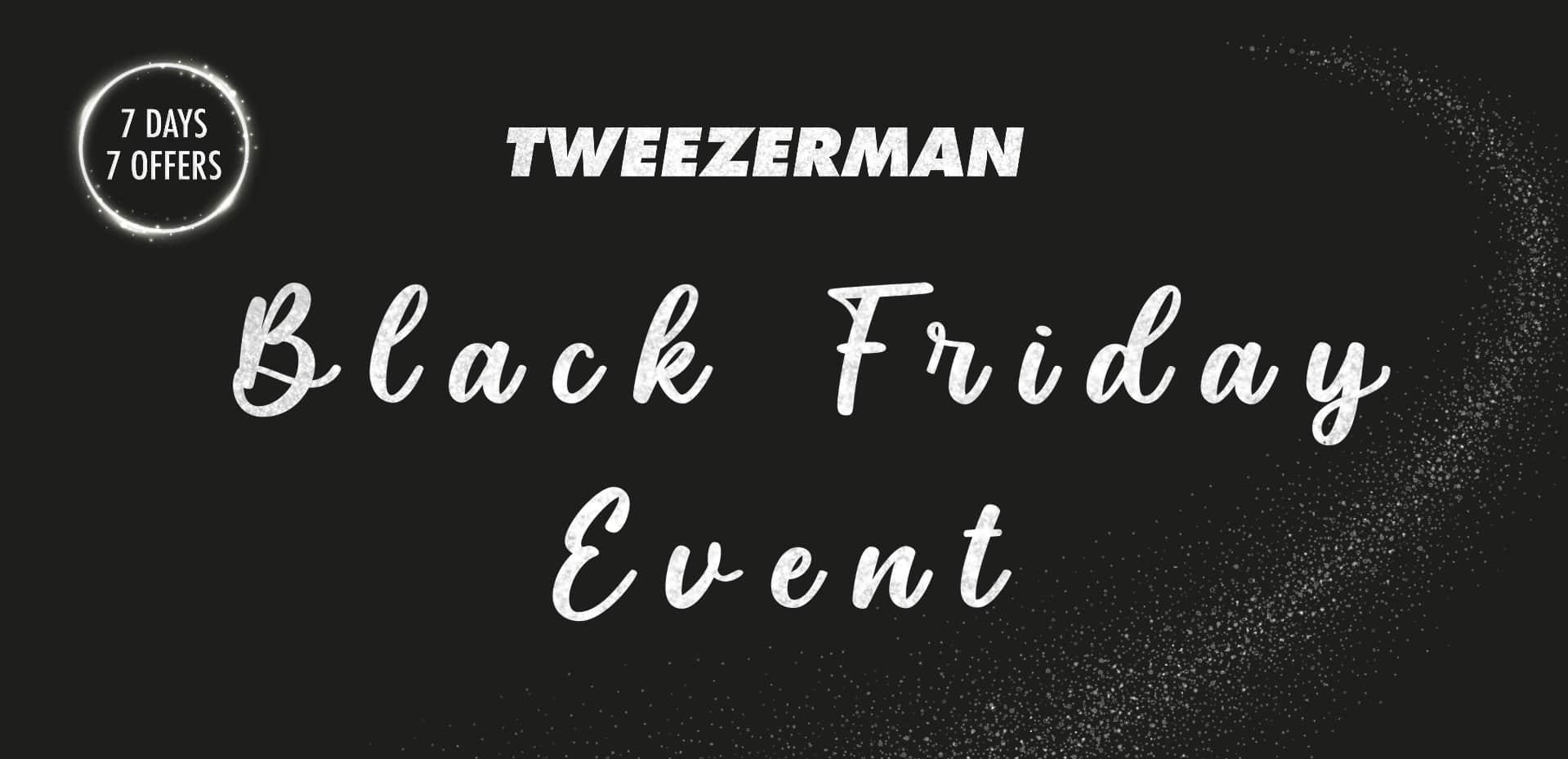 Tweezerman Black Friday Offers