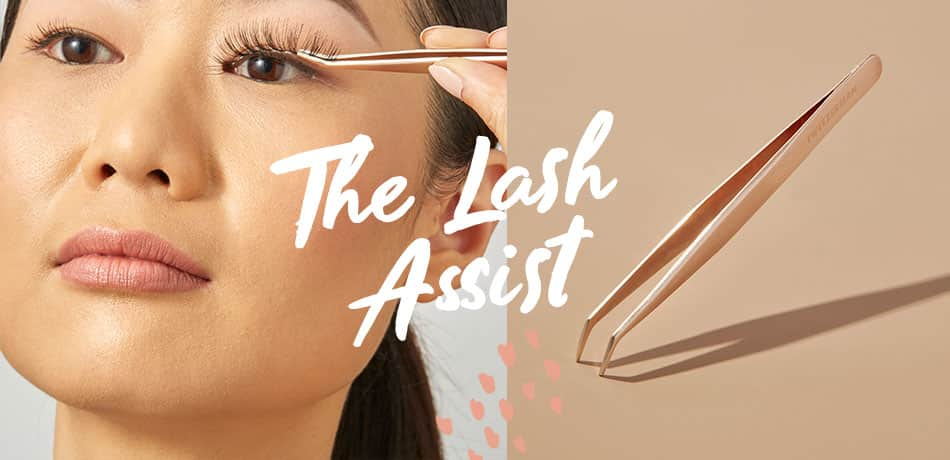 Tweezerman UK - Award Winning Lash Applicator - The Lash Assist