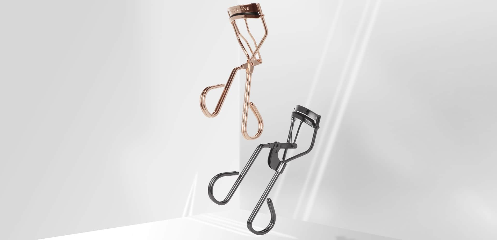 Tweezerman Eyelash Curlers to suit your eye shape