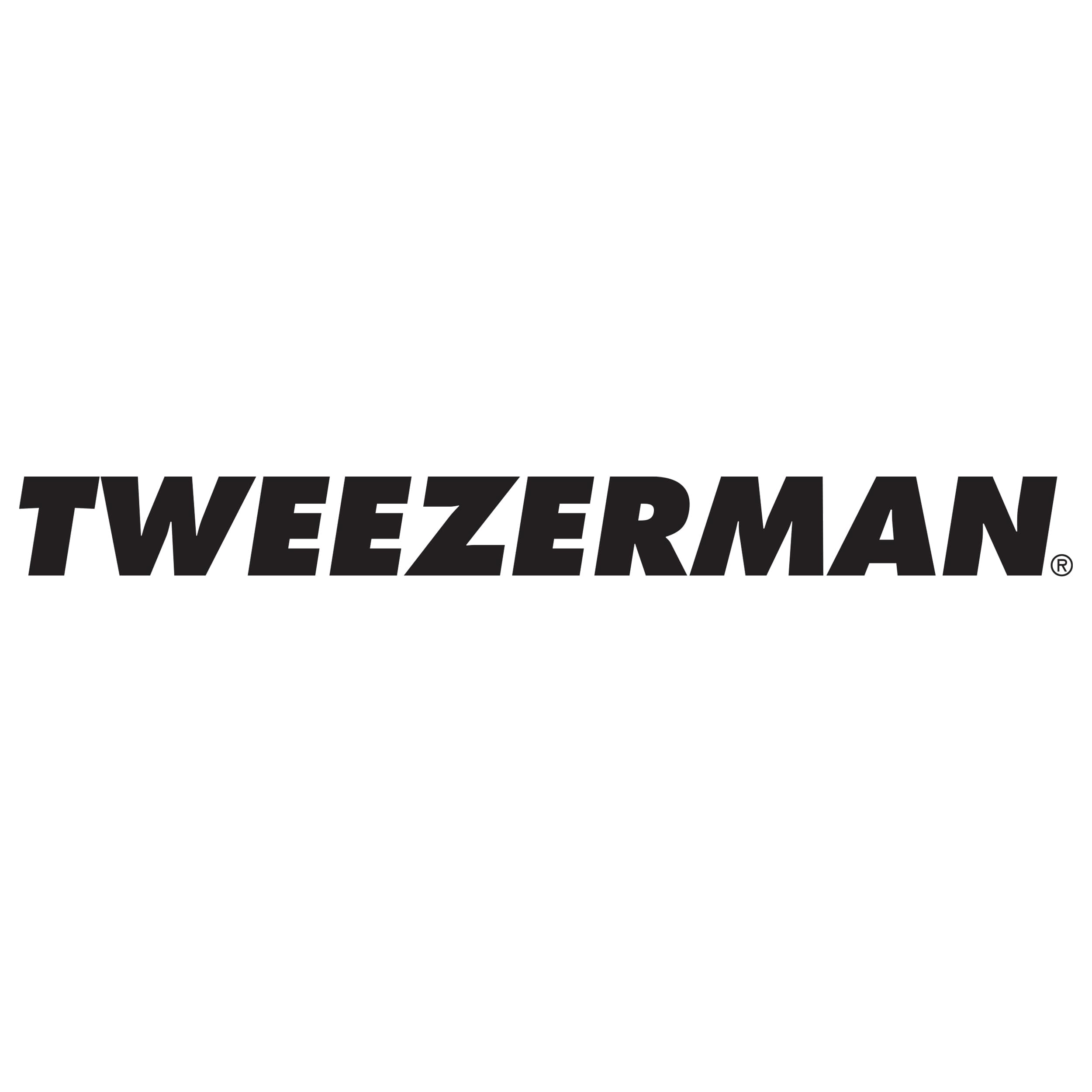 Vintage Floral Blue Mini Slant Tweezer
