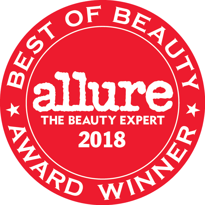 Allure - Best of Beauty Award Winner - 2018
