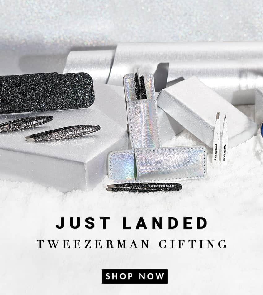 New Tweezerman Gifting