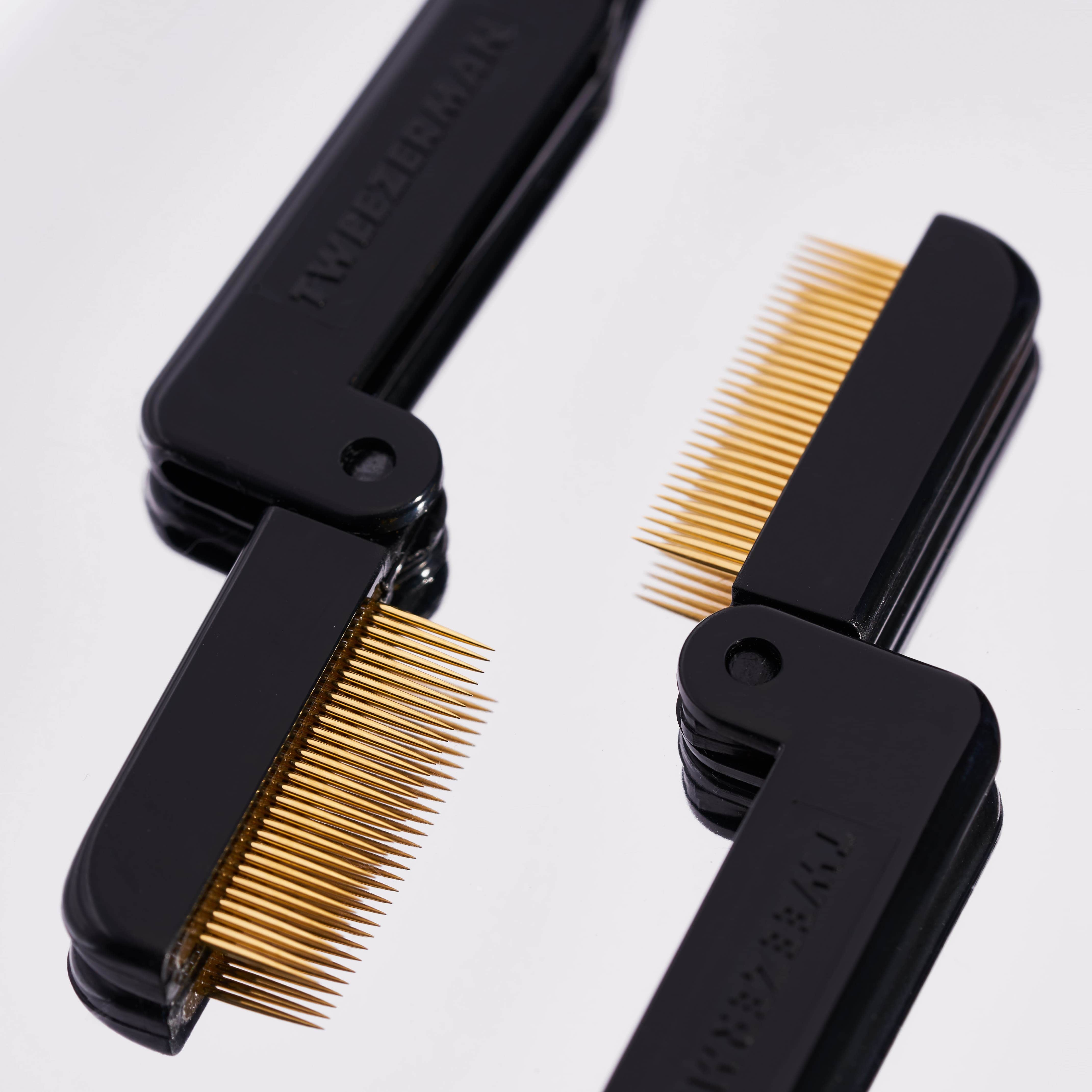 Folding iLashcomb Black