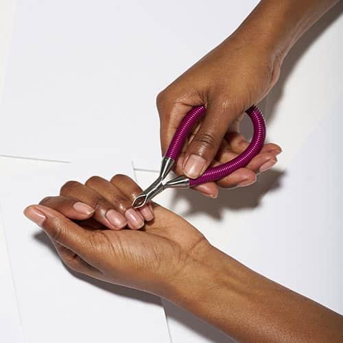 Grip & Snip Spiral Cuticle Nipper