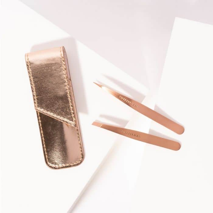 Petite Tweeze Set Rose Gold