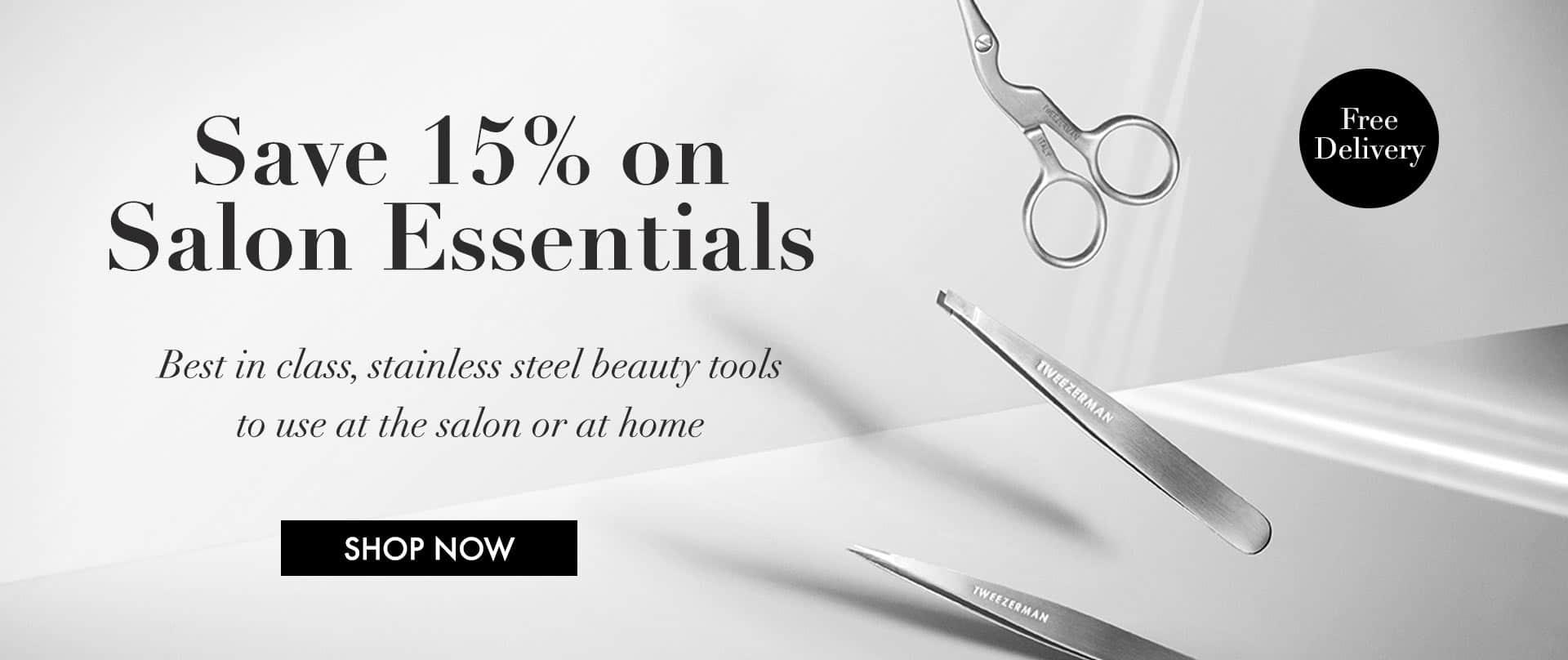 Salon Essentials | Tweezerman UK
