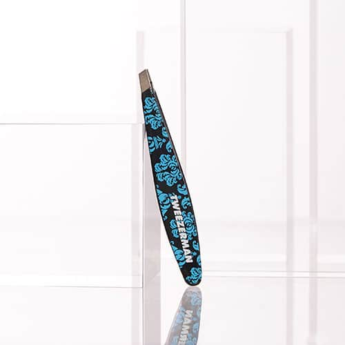 Tweezerman retro print Mini Slant Tweezer