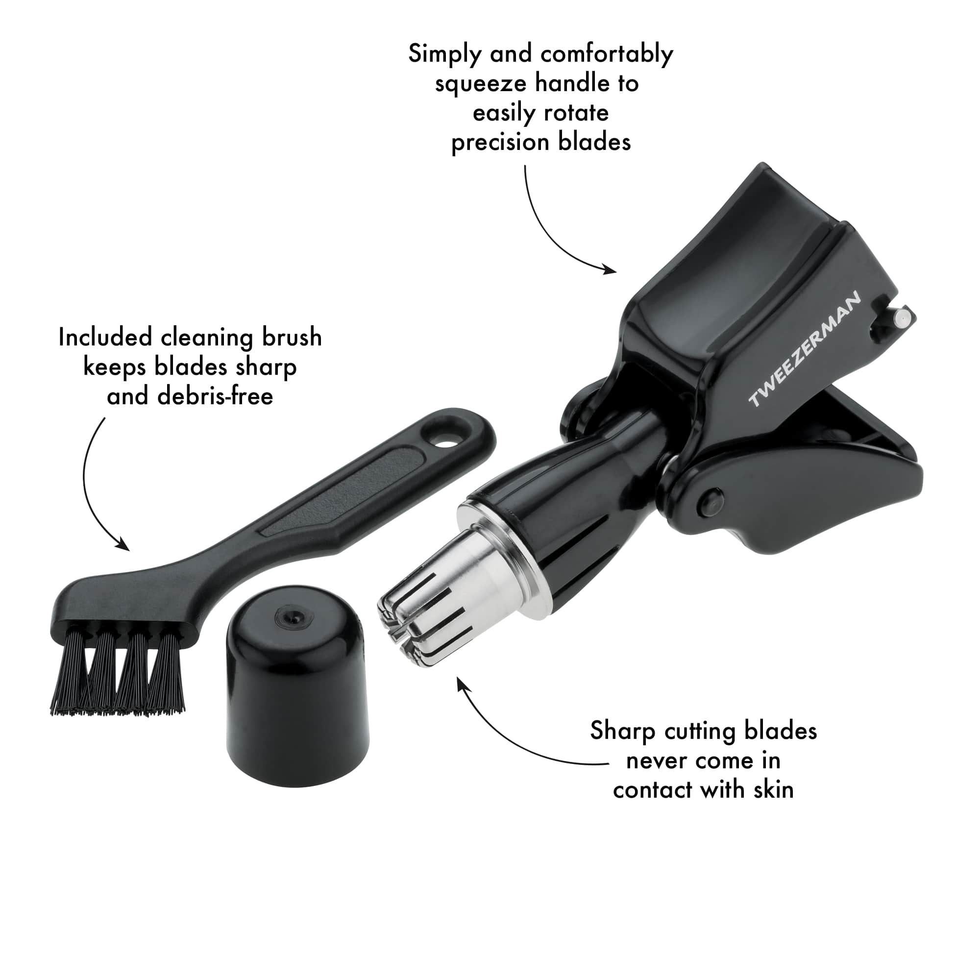 G.E.A.R. Nose Hair Trimmer