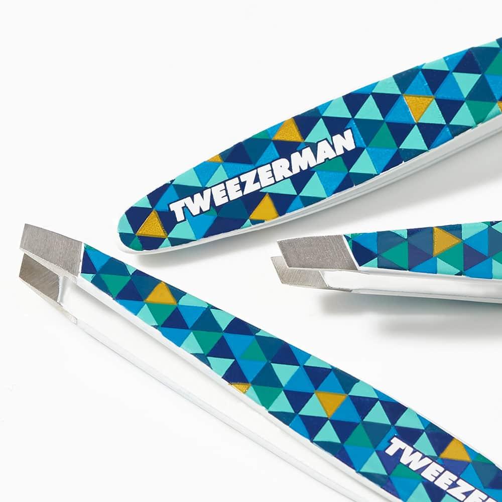 New Tweezerman Tweezers