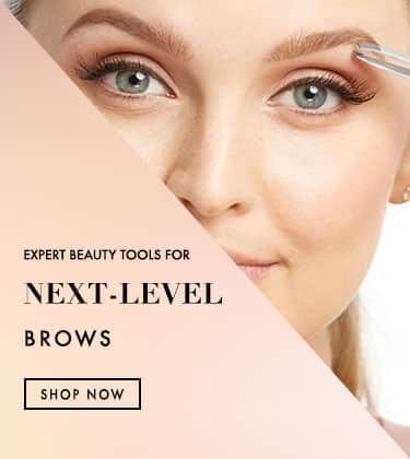 Expert beauty tools for NEXT-LEVEL brows and lashes